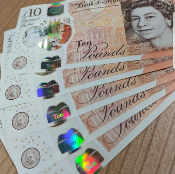 Counterfeit gbp for sale in London